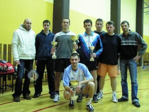 Zaključek liga 2004/2005